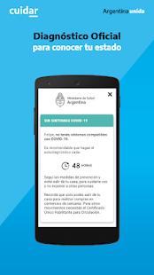 Download CUIDAR COVID-19 ARGENTINA For PC Windows and Mac apk screenshot 3