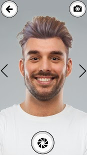 Men's Hairstyles – Barber shop - náhled