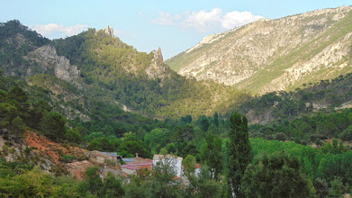 Photo: Vista de la Aldea de Mesones