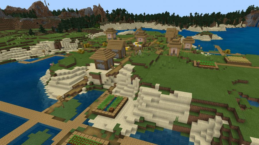 minecraft-seeds-obsidian-farming
