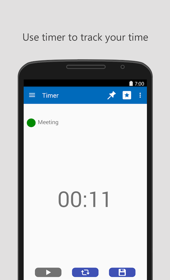 TimeStats Planner- screenshot