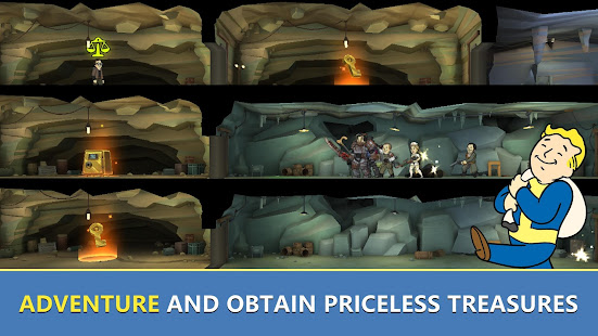Hack Game Fallout Shelter Online apk free