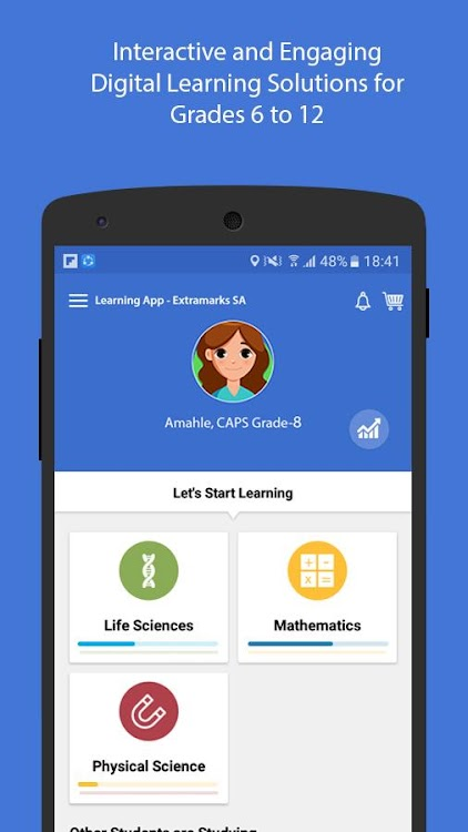 Learning App – Extramarks SA – (Android Apps) — AppAgg