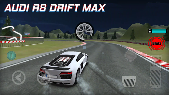 Audi R Drift Max D Speed Car Drift Racing Android Apps On - Audi car games audi r8