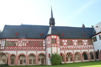 Photo: Kloster Eberbach -