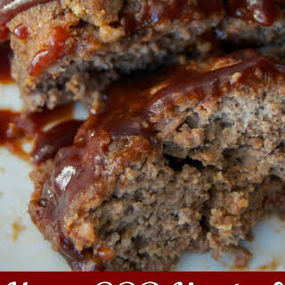 Honey BBQ Meatloaf.