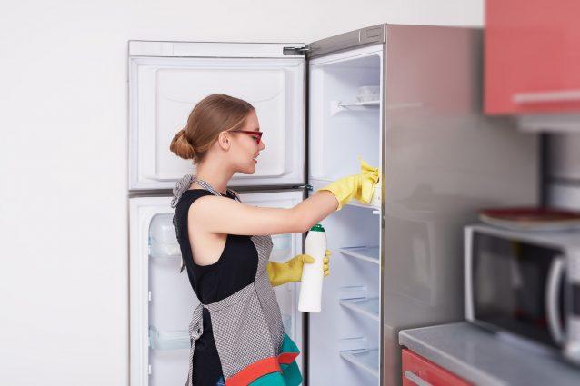 วิธีดูแลรักษาตู้เย็น 2 ประตู