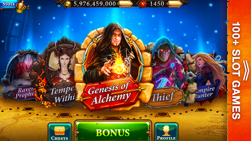 Scatter Slots - Free Casino Games & Vegas Slots - screenshot