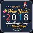 Happy New Year Greeting Card APK
