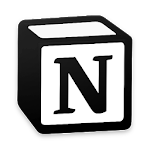 Notion - Notes, Tasks, Wikis Icon