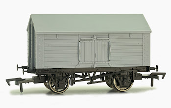 Photo: A023  Unpainted Salt Van