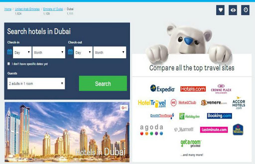 Dubai Hotel Booking
