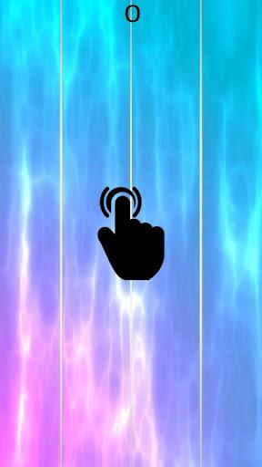 7 rings by Ariana Grande Piano Tiles screenshot 4