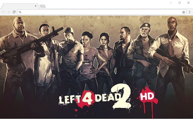 Left 4 Dead Wallpapers And New Tab