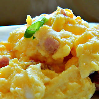 "Oven Baked ""Hotel"" Eggs . $2.07."