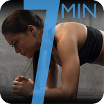 7 Min Workout App: NO-Equipment Workout At Home icon