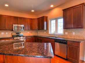 Photo: The kitchen in the SAXON GRAND