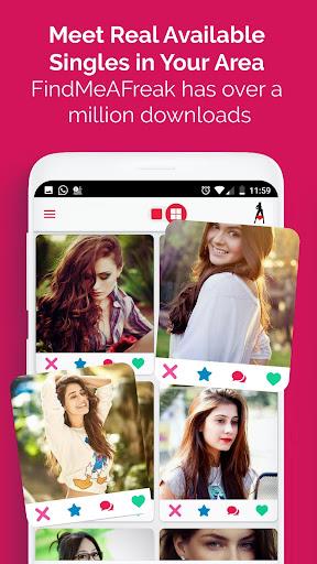 Find Me A Freak Free Online Dating App for singles 1.30 screenshots 2