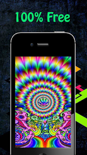 Psychedelic Wallpapers - náhled