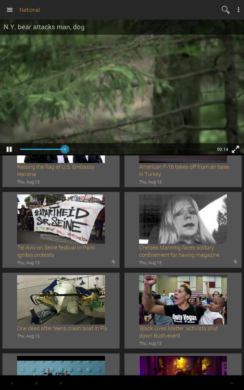 Washington Post Video screenshot #4