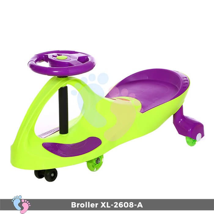 Xe lắc cho bé Broller XL-2608A 6