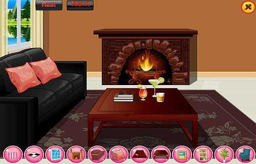 Decorating Games For Girls Screenshot