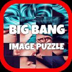 Big Bang Image Puzzle Icon