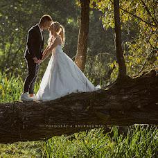 Wedding photographer Tomasz Grundkowski (tomaszgrundkows). Photo of 10.01.2019