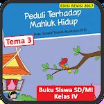 Kelas 4 SD Tema 3 - Buku Siswa BSE K13 Rev2017 Icon