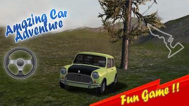 Mr.Bean off road hill climb - screenshot thumbnail 02