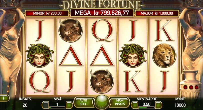 Divine Fortune Slot.