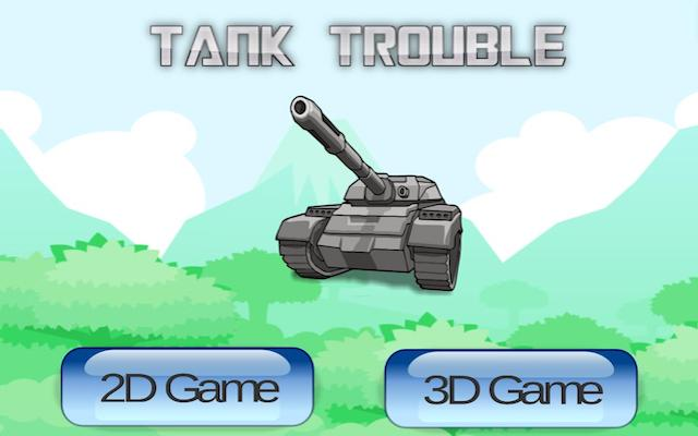 Tank Trouble 2 Unblocked - YUPIGAMES