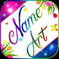 Name Art Photo Editor - Focus n Filters 2020