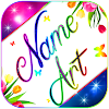 Name Art Photo Editor - Focus n Filters