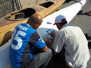 Photo: Törökök próbálják helyrepofozni a hajót...