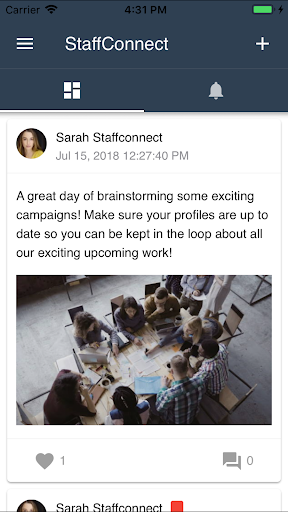 Screenshot for Modern Staffers in United States Play Store