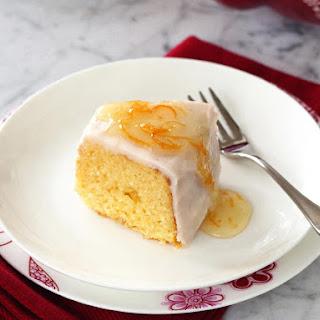 Ruby Grapefruit Tea Cake.