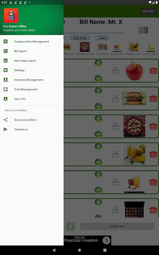 POS System Offline - FREE Point of Sales App screenshot 11