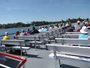 Photo: Our boat tour