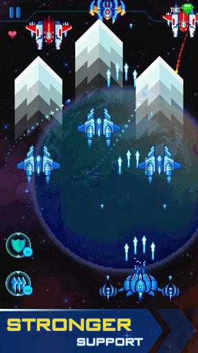 Alien War - Spaceship Shooter (Unreleased)  screenshots 6
