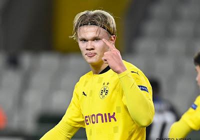 Le Borussia Dortmund se frotte les mains, la valeur d'Erling Braut Haland a encore grimpé !