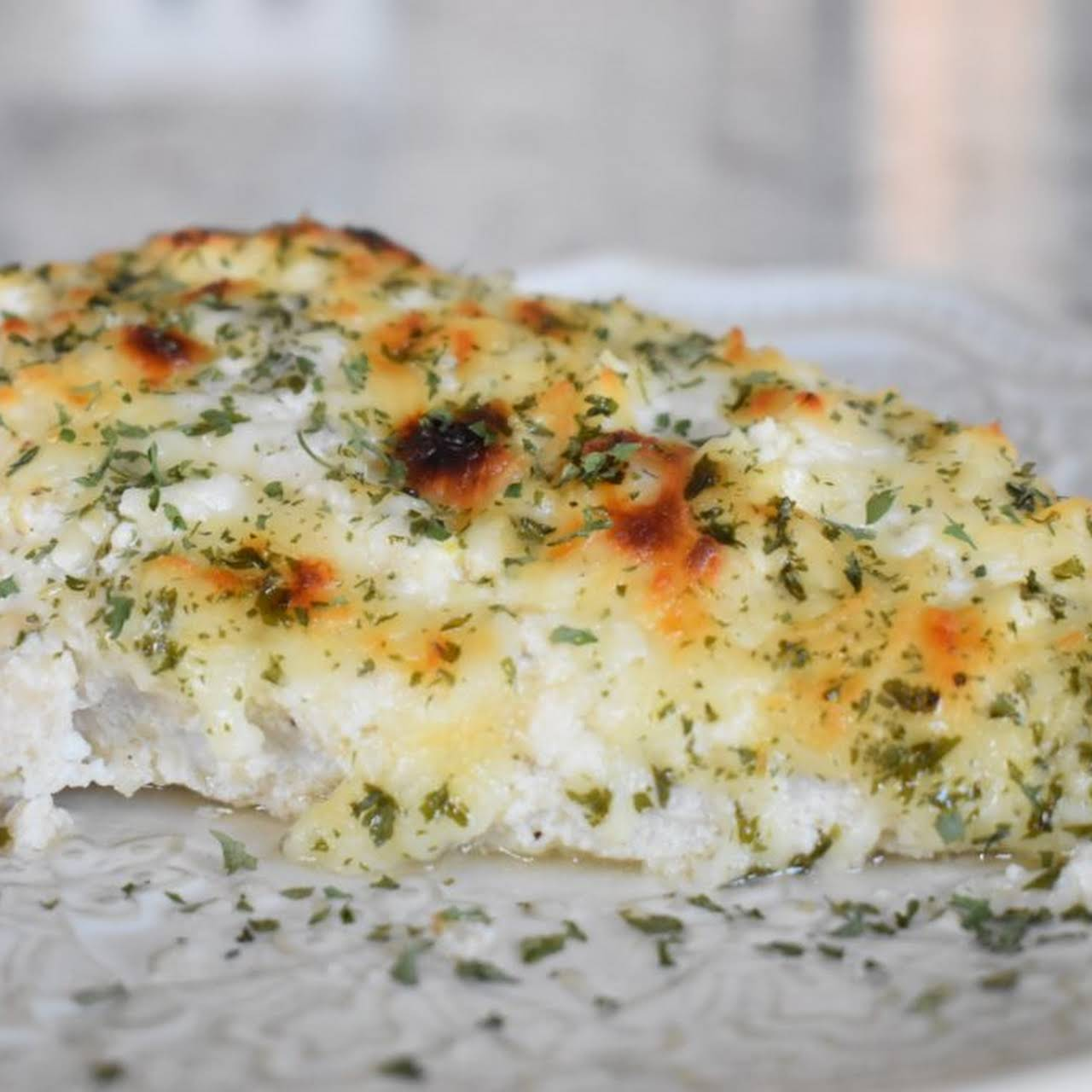 Baked Sour Cream Chicken Breast