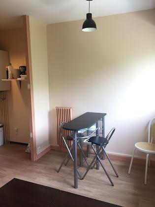 Location appartement meublé 2 pièces 30 m2