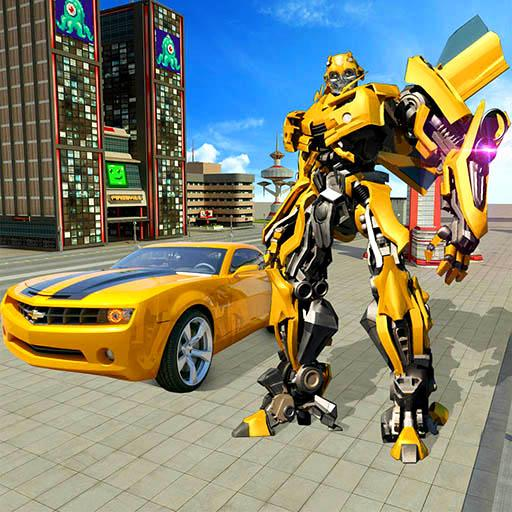 Autobots Robot Car War file APK for Gaming PC/PS3/PS4 Smart TV