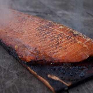 Cedar Planked Salmon With Brown Sugar Recipes.