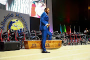 Pastor Alph Lukau's church has been called out for performing fake