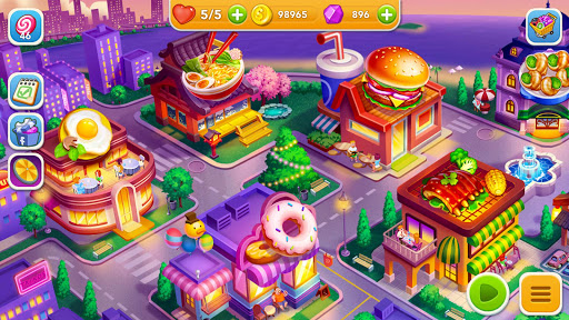Cooking Frenzy: A Crazy Chef in Cooking Games 1.0.29 screenshots 23