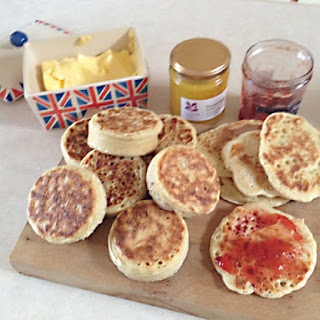 Crikey! Crumpets! … and Pikelets… Recipe