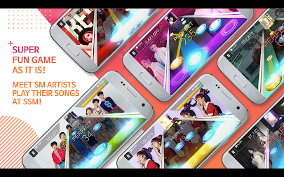 SuperStar SMTOWN APK screenshot thumbnail 16