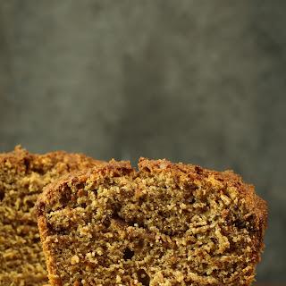 Cinnamon Applesauce Quick Bread (Vegan & Gluten-Free)